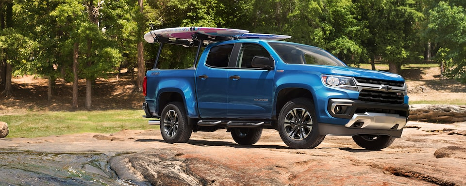 Nueva Chevrolet Colorado 2021 integra la mayor seguridad con Bolsas de aire frontales, laterales y de techo tipo cortina